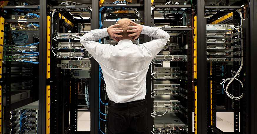 How to detect IT issues with network monitoring