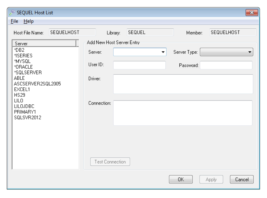 Connect your ibm i to remote databases