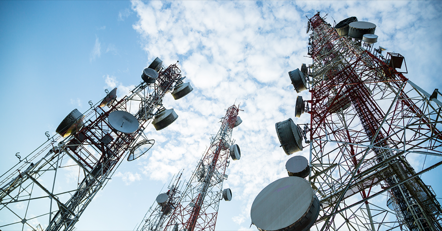 Telecommunications companies can ensure uptime and satisfied customers with network mapping software.