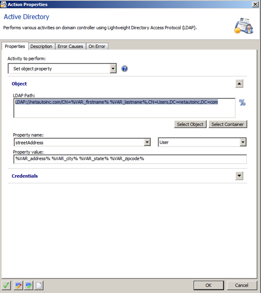 Active Directory Integration - Fig 12