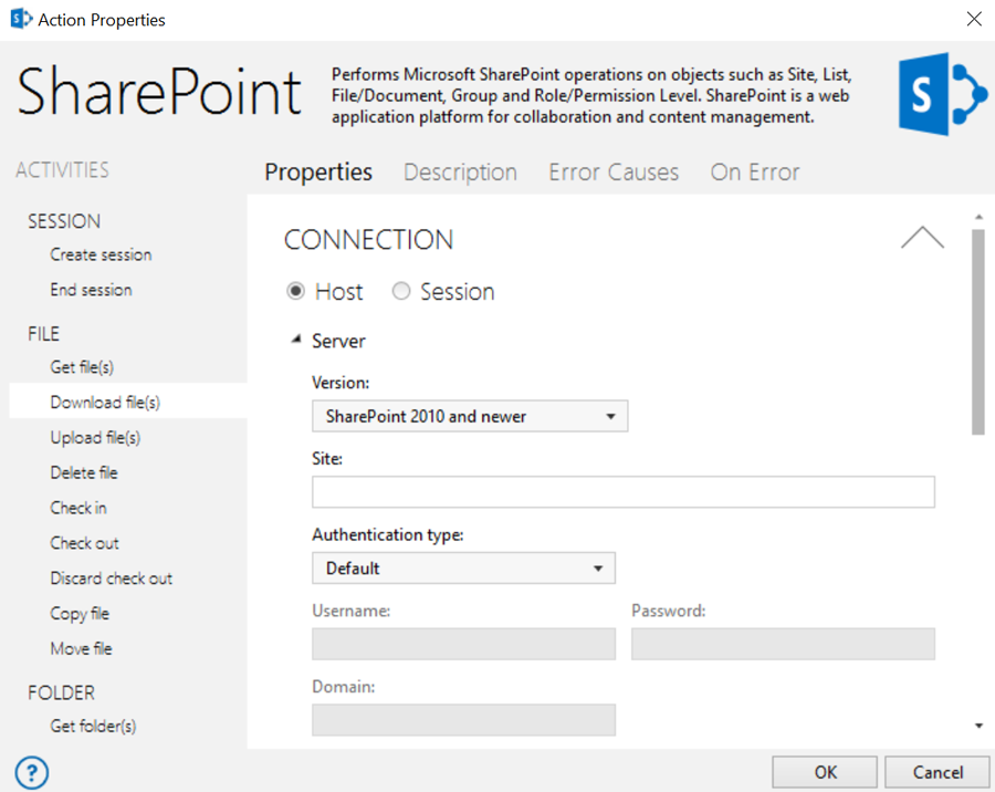 Automate Sharepoint Workflow