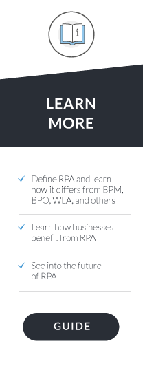 Robotic Process Automation (RPA) Software Plus BPA | HelpSystems