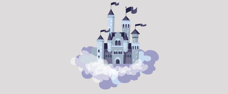 Cybersecurity Jokes and Puns: What didn't the company move into the Castle in the Sky? There wasn't enough cloud storage.
