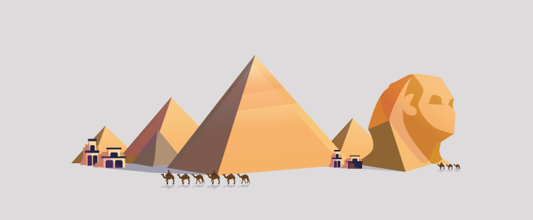 Cybersecurity Jokes and Puns: What do you call an excavated pyramid? Unencrypted.