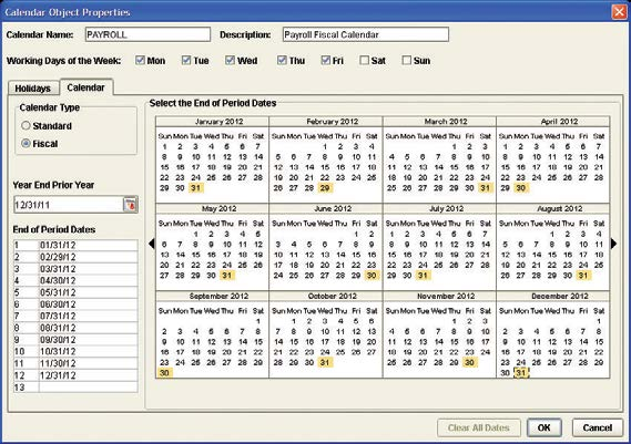 Options for event-driven and calendar-based scheduling give you more precision and flexibility.