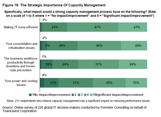 The Strategic Importance of Capacity Management