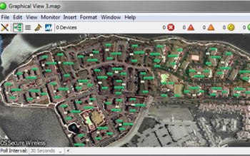 OS Secure Wireless Network Map