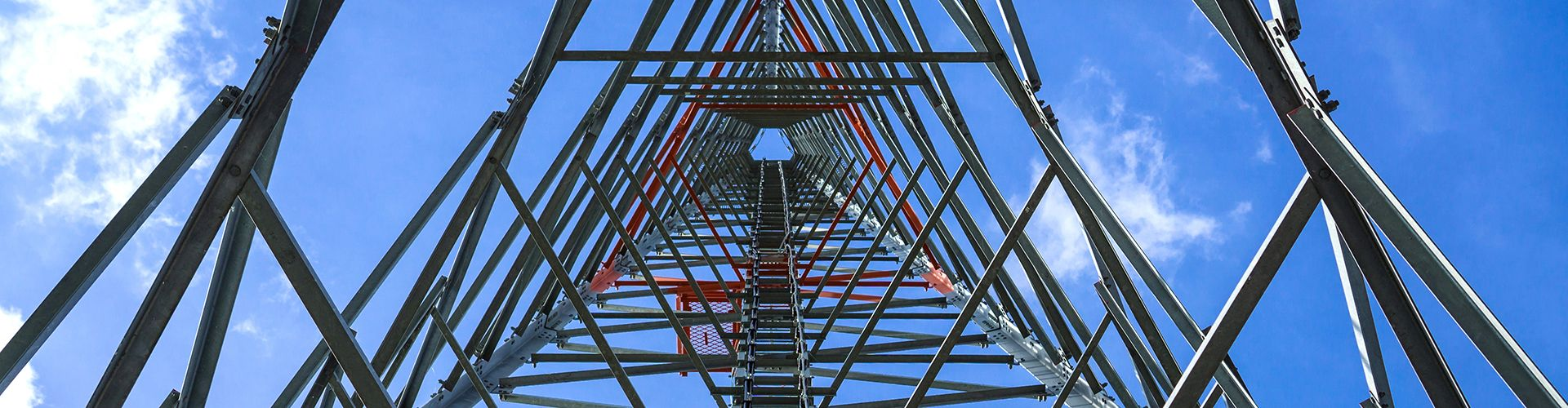 Cell tower from Automate customer success story