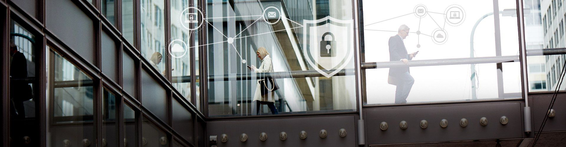 Cybersecurity solutions protect business-critical data
