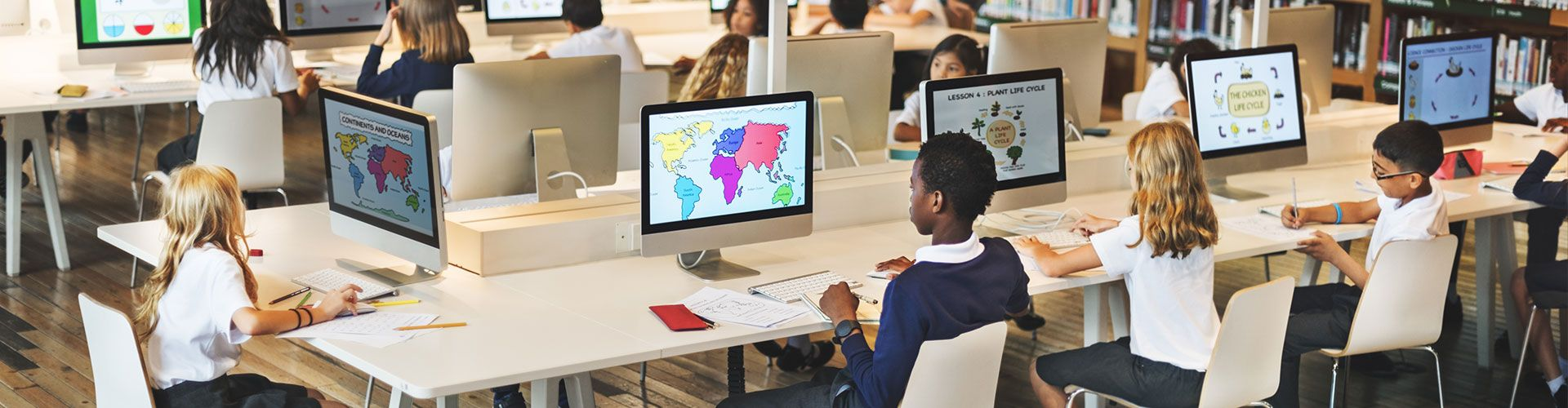 Students using technology in the classrooms of the Vail School District can be more productive thanks to Intermapper network monitoring software