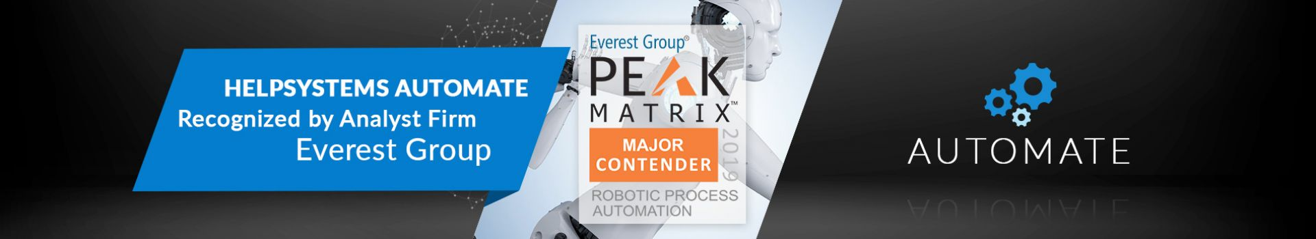 Everest PEAK Matrix Contender: HelpSystems Automate