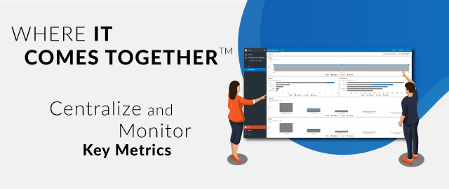 Where IT Comes Together - Centralize and Monitor Key Metrics