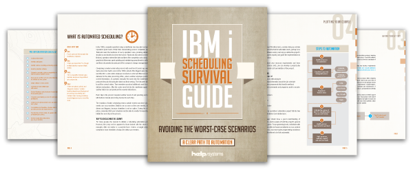 AS/400 Job Scheduling Survival Guide