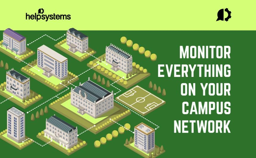 Network monitoring on campus