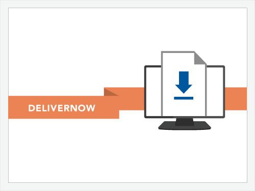 Automatically deliver documents and reports with Deliver Now