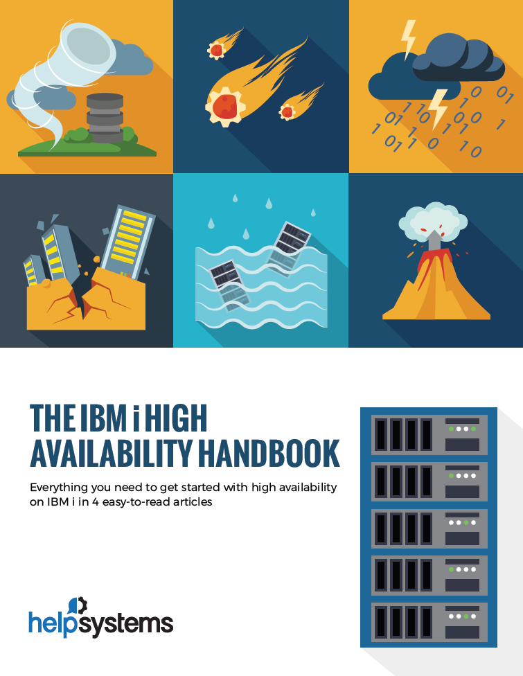 The IBM i High Availability Handbook