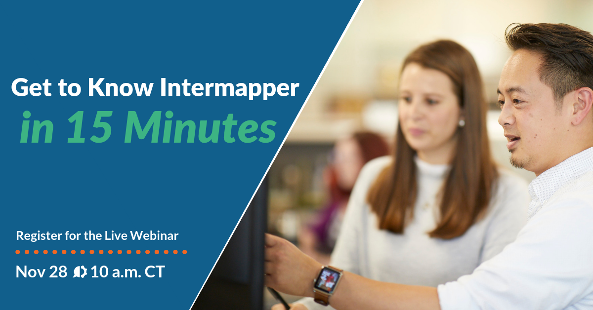 Learn more about Intermapper