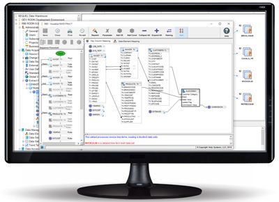 Sequel Data Warehouse from HelpSystems