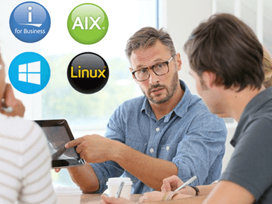 job scheduling software for ibm I, aix, windows and linux
