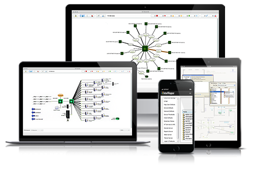 remote network monitoring software from all devices