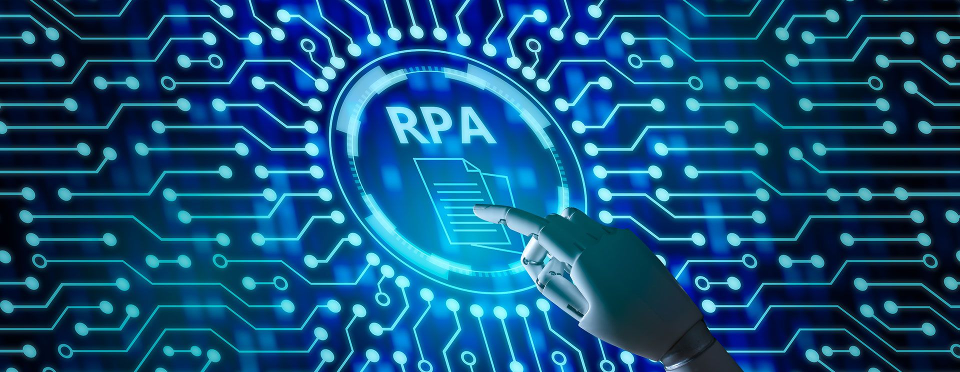 SAP automation with RPA