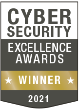 Cybersecurity Excellence Award Winner - Data Security