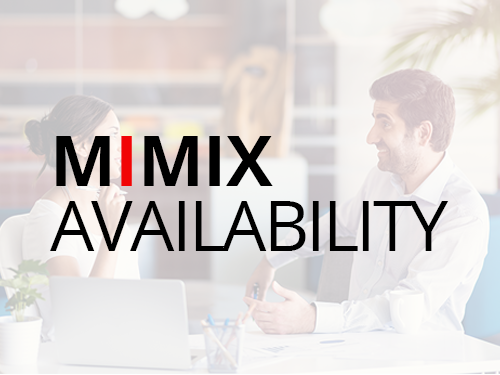 Monitor MIMIX availability