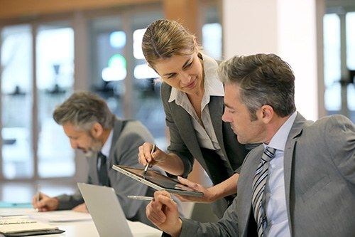 Data analysis and reporting is easy for this executive team