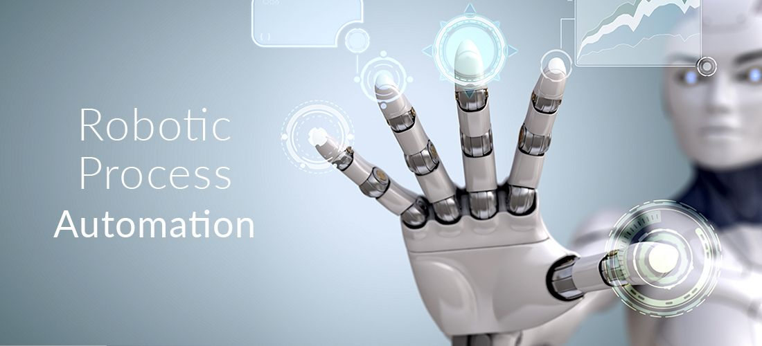 IT robotic process automation software