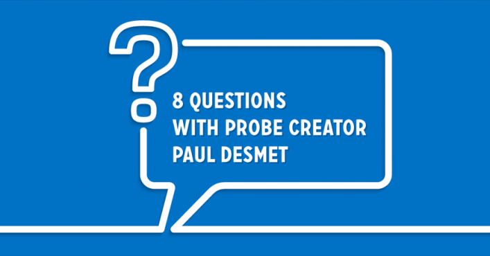 Interview with network probes creator Paul Desmet
