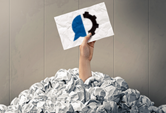 Solve your document management problem with HelpSystems.