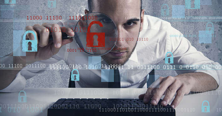How network security monitoring tools can identify security threats