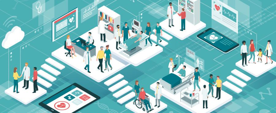 Network Monitoring in Healthcare