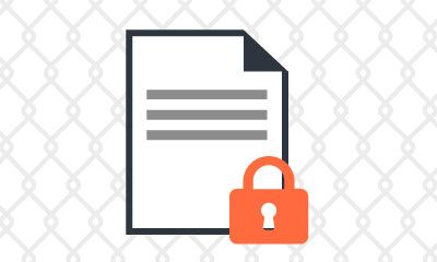 Secure documents and images with Webdocs advanced security controls