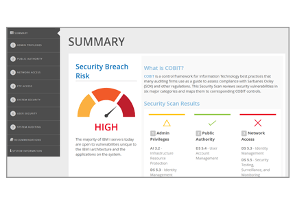 Free IBM i Security Scan | HelpSystems