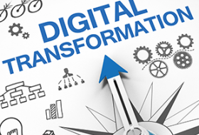 Digital transformation with RPA