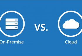 Network monitoring software can be either on-premises or cloud-based