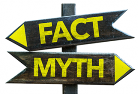 Fact & Myth Arrows depicting automation misconceptions