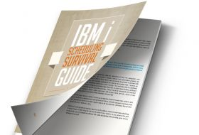 IBM i scheduling survival guide