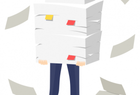 How to go paperless with an electronic document management solution
