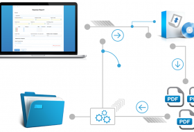 Document Management and Forms Management software work together