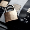 Padlock securing payment card data