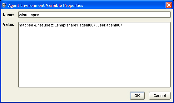 Adding a new Agent Environment Variable.
